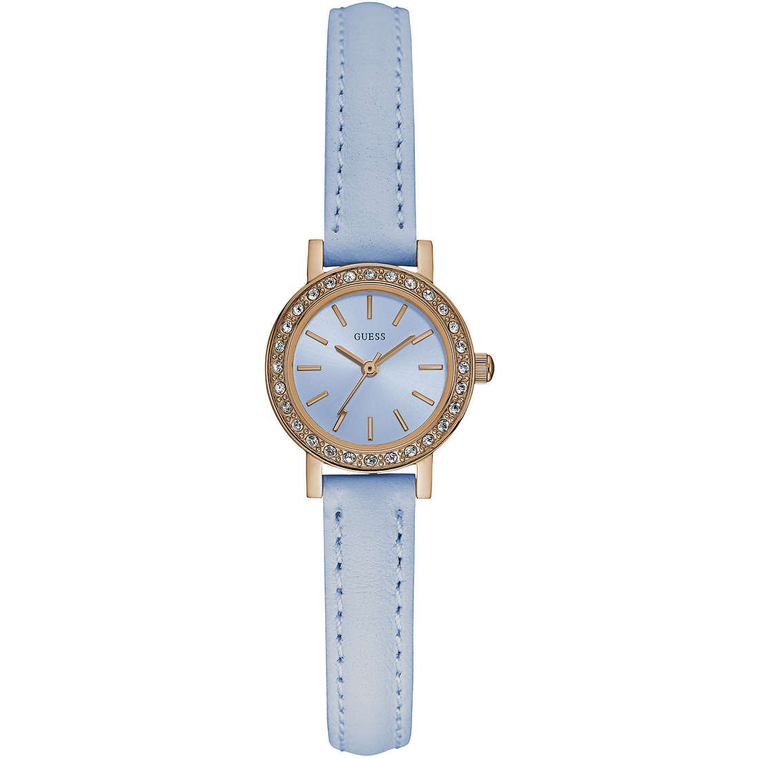 watch only time woman Guess W0885L6