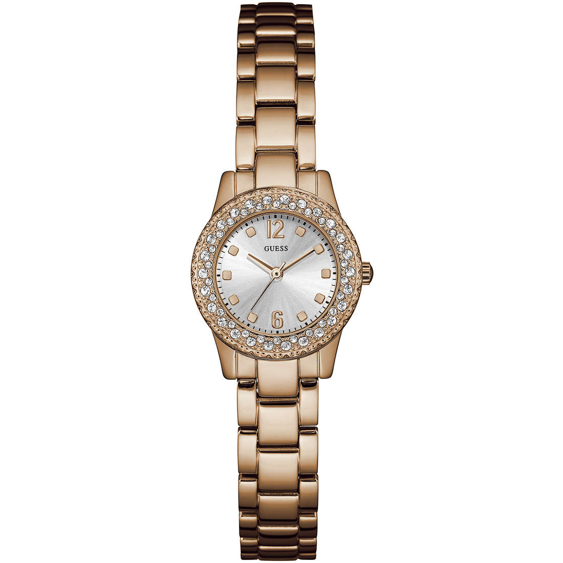 watch only time woman Guess W0889L3