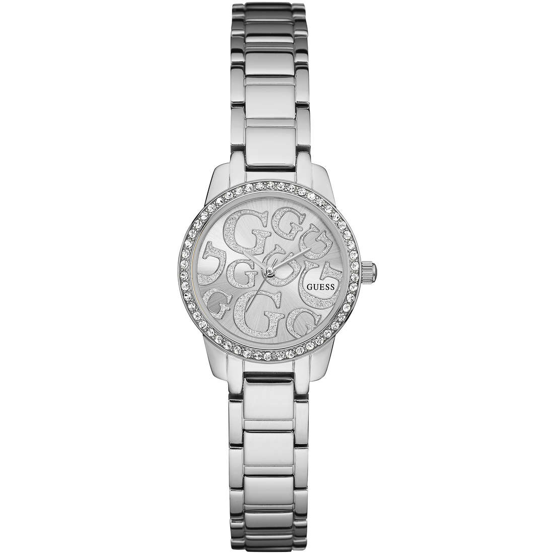 watch only time woman Guess W0891L1