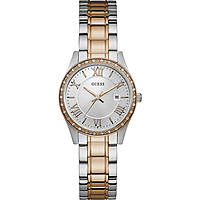 watch only time woman Guess W0985L3