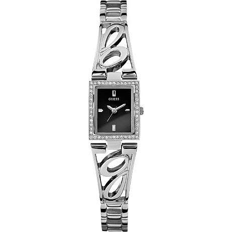 watch only time woman Guess W10195L2
