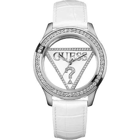 watch only time woman Guess W10216L1