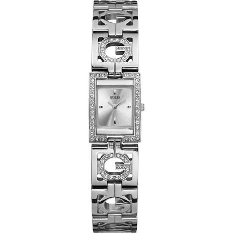 watch only time woman Guess W10225L1