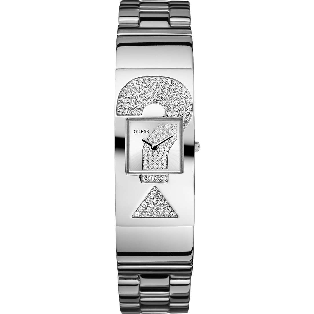 watch only time woman Guess W10244L1