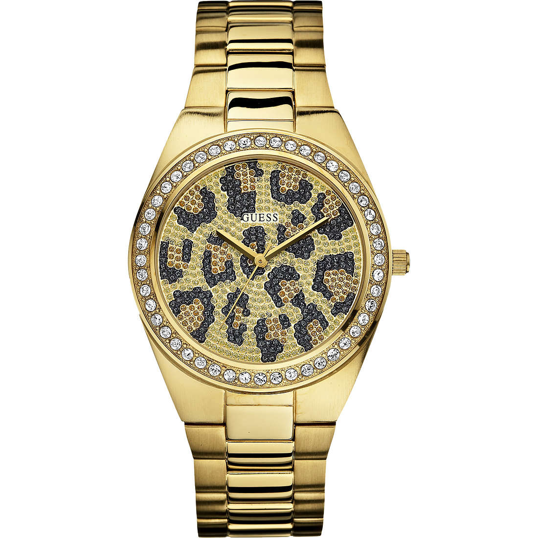 watch only time woman Guess W10606L1