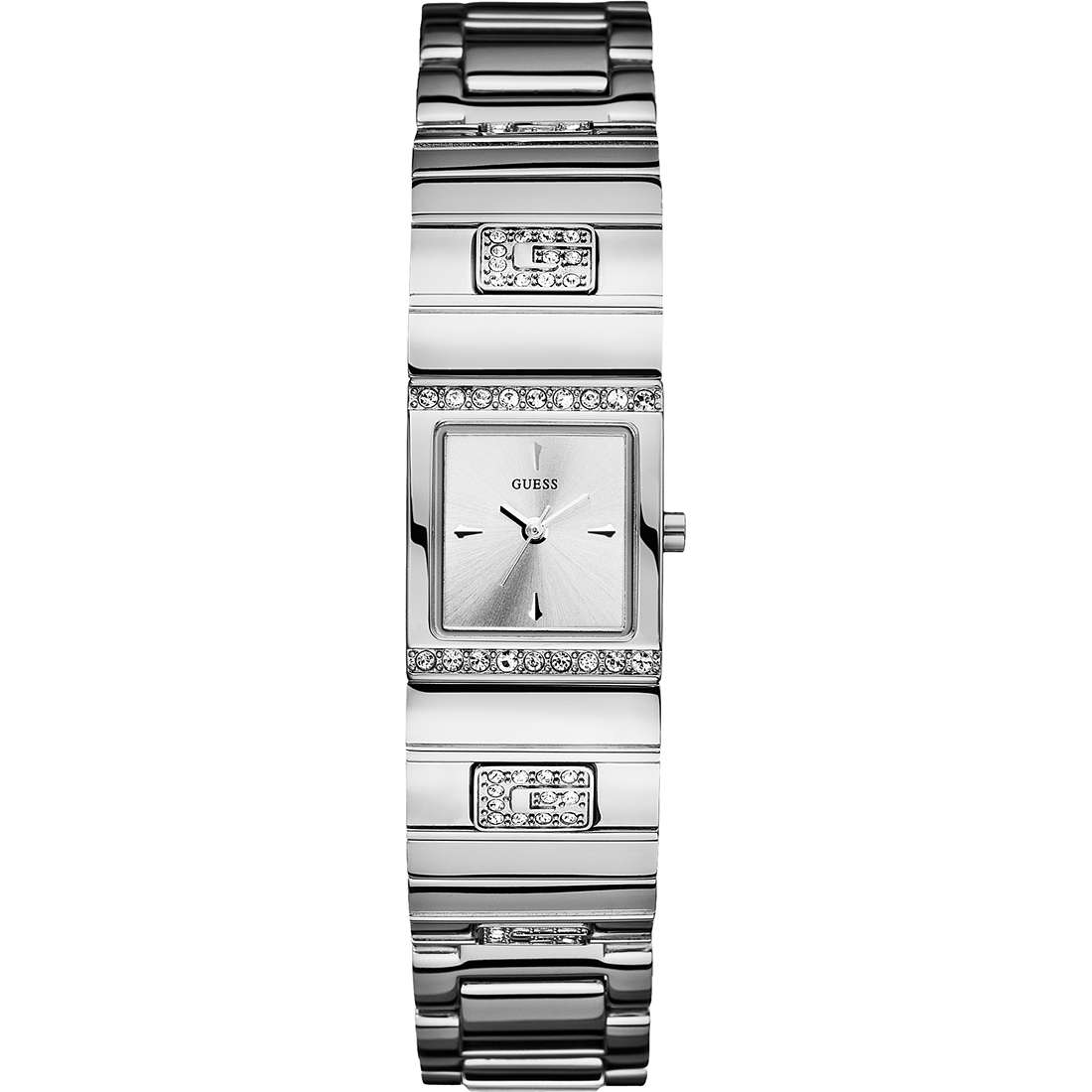watch only time woman Guess W10618L1