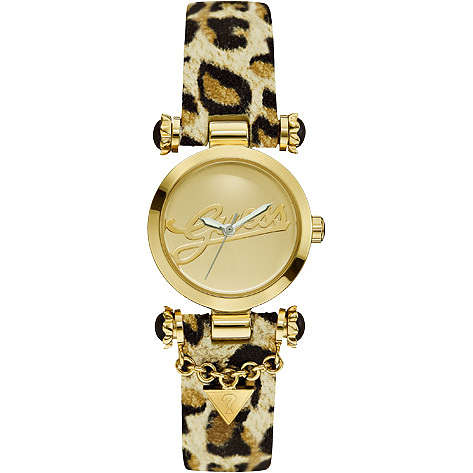 watch only time woman Guess W10619L1