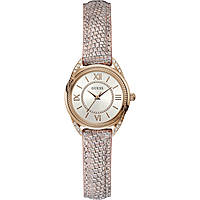 watch only time woman Guess W1085L1