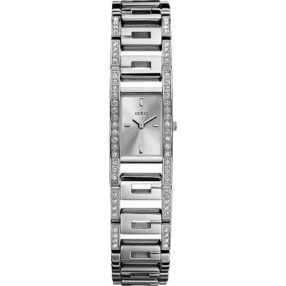 watch only time woman Guess W11088L1