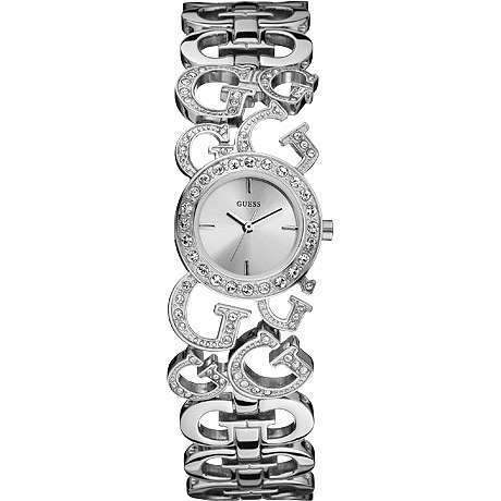 watch only time woman Guess W11118L1