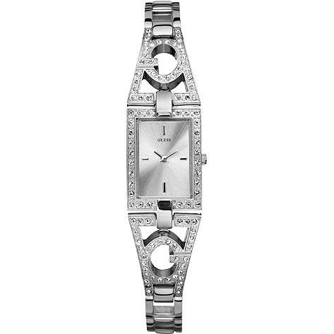 watch only time woman Guess W11121L1