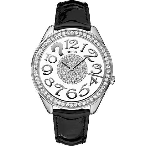watch only time woman Guess W11143L1