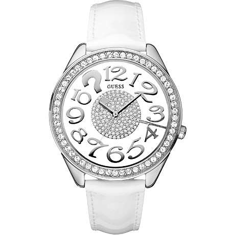 watch only time woman Guess W11143L2