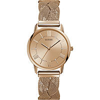 watch only time woman Guess W1143L3