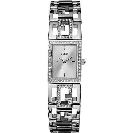 watch only time woman Guess W11545L1