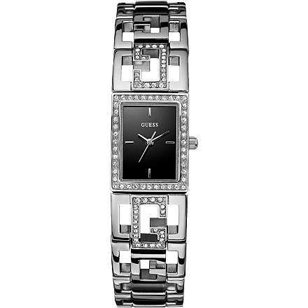 watch only time woman Guess W11545L2