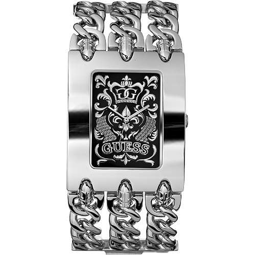 watch only time woman Guess W11556L1