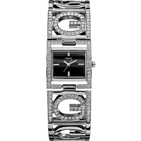 watch only time woman Guess W11559L1
