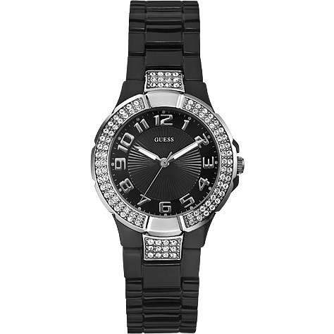 watch only time woman Guess W11611L2