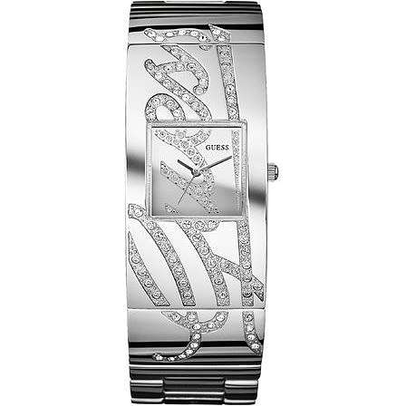 watch only time woman Guess W12063L1