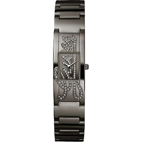 watch only time woman Guess W12097L2