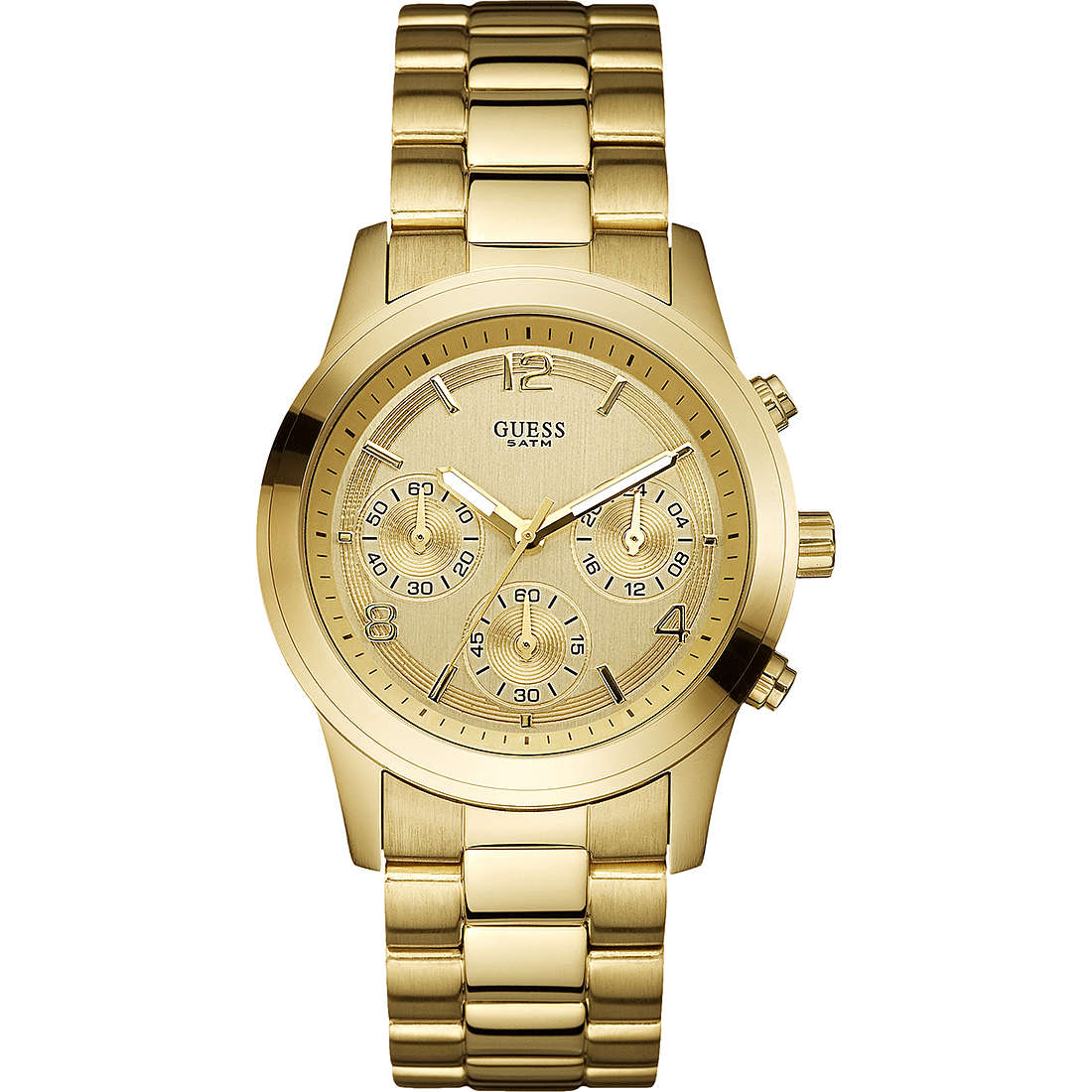 watch only time woman Guess W13552L1