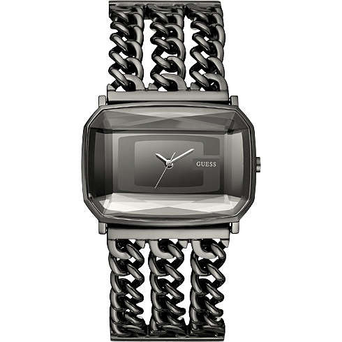 watch only time woman Guess W13560L2