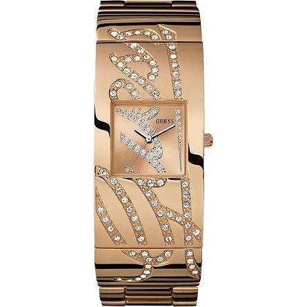 watch only time woman Guess W16558L1