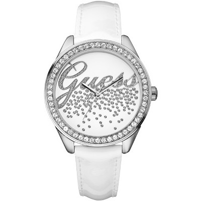 watch only time woman Guess W60006L1