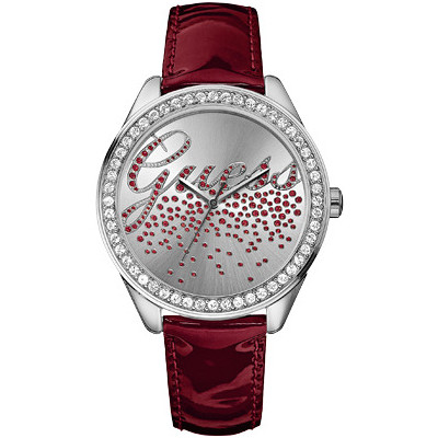 watch only time woman Guess W60006L2