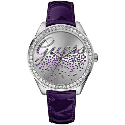 watch only time woman Guess W60006L4
