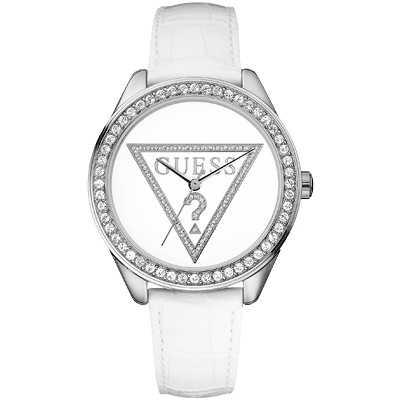 watch only time woman Guess W65006L1