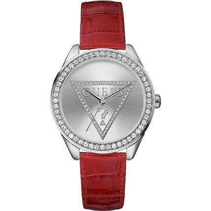 watch only time woman Guess W65006L5