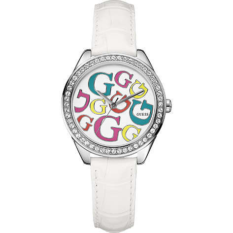 watch only time woman Guess W65008L1