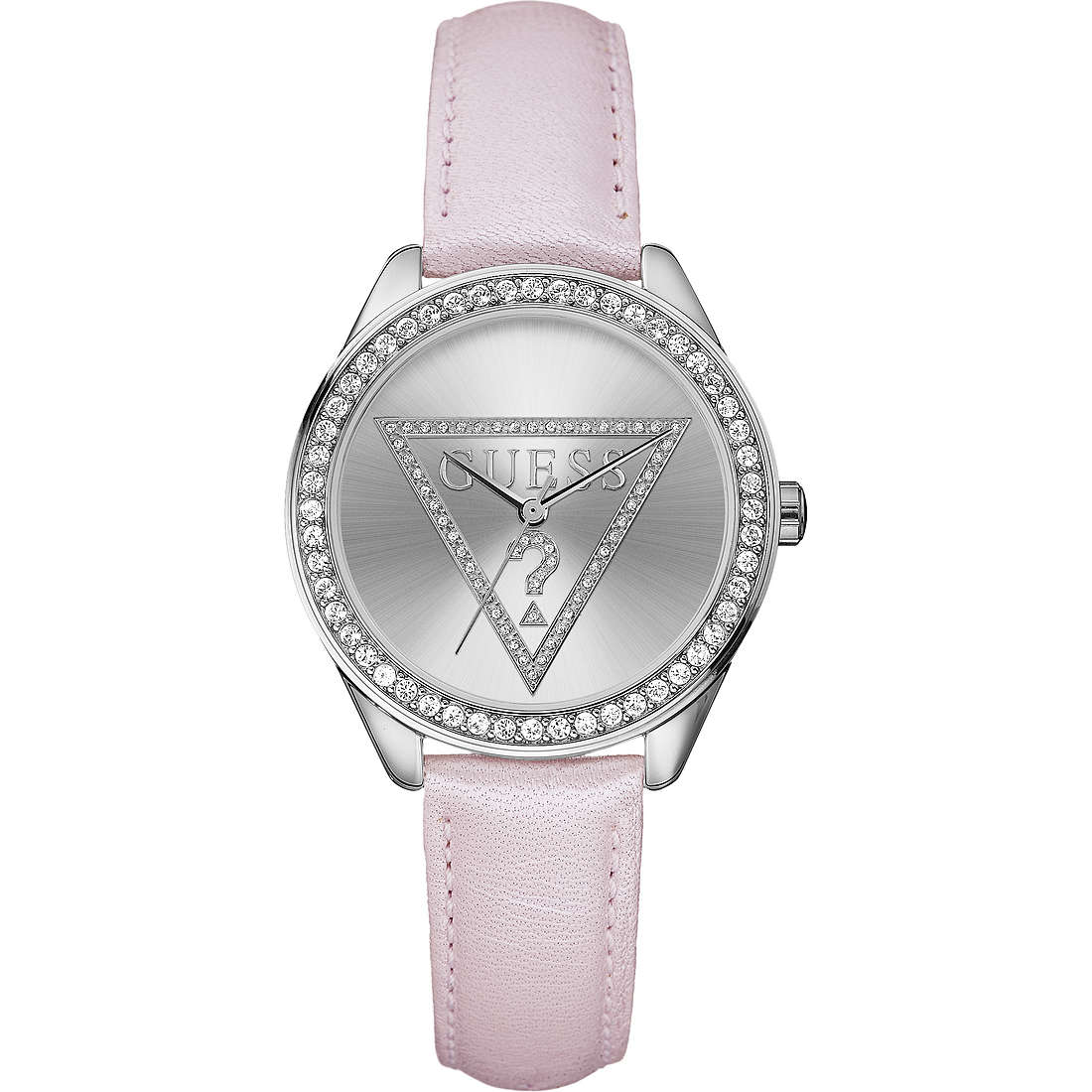 watch only time woman Guess W65010L1