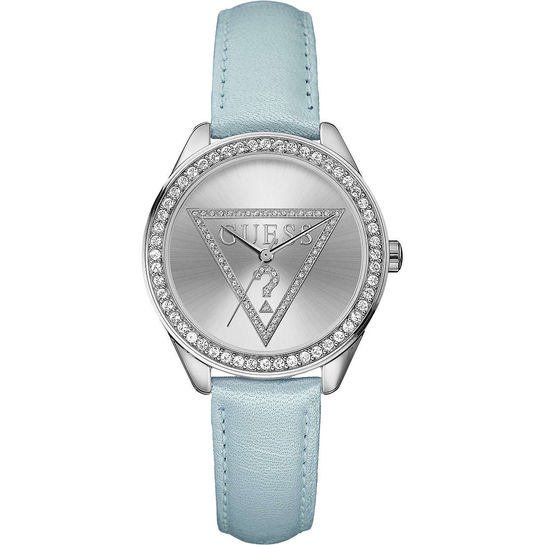 watch only time woman Guess W65010L2