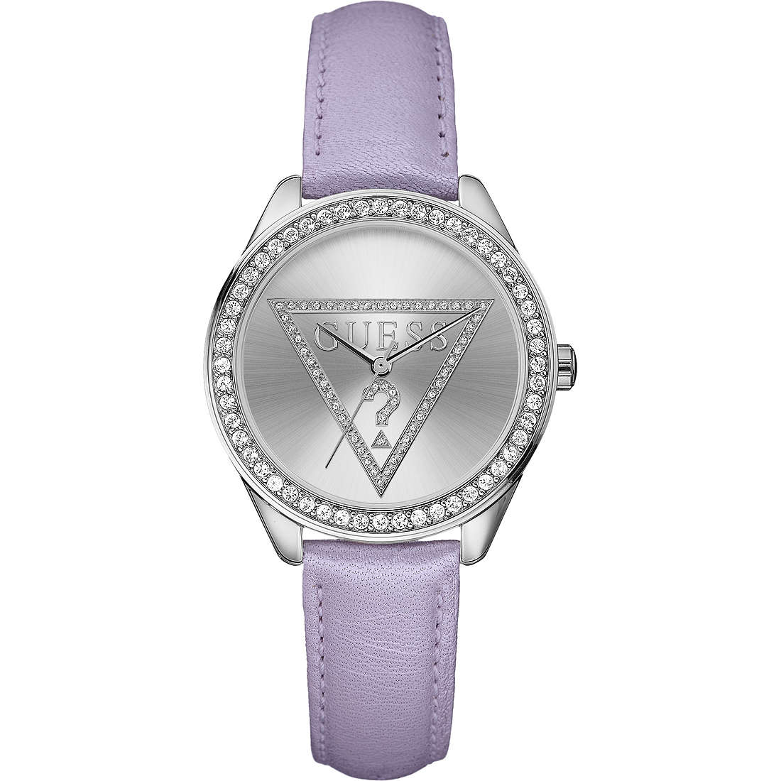 watch only time woman Guess W65010L3