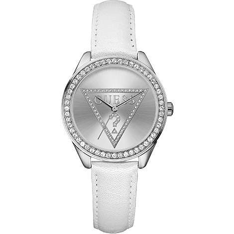 watch only time woman Guess W65010L4
