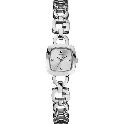 watch only time woman Guess W65015L1