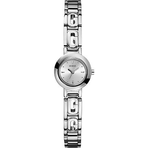 watch only time woman Guess W65020L1