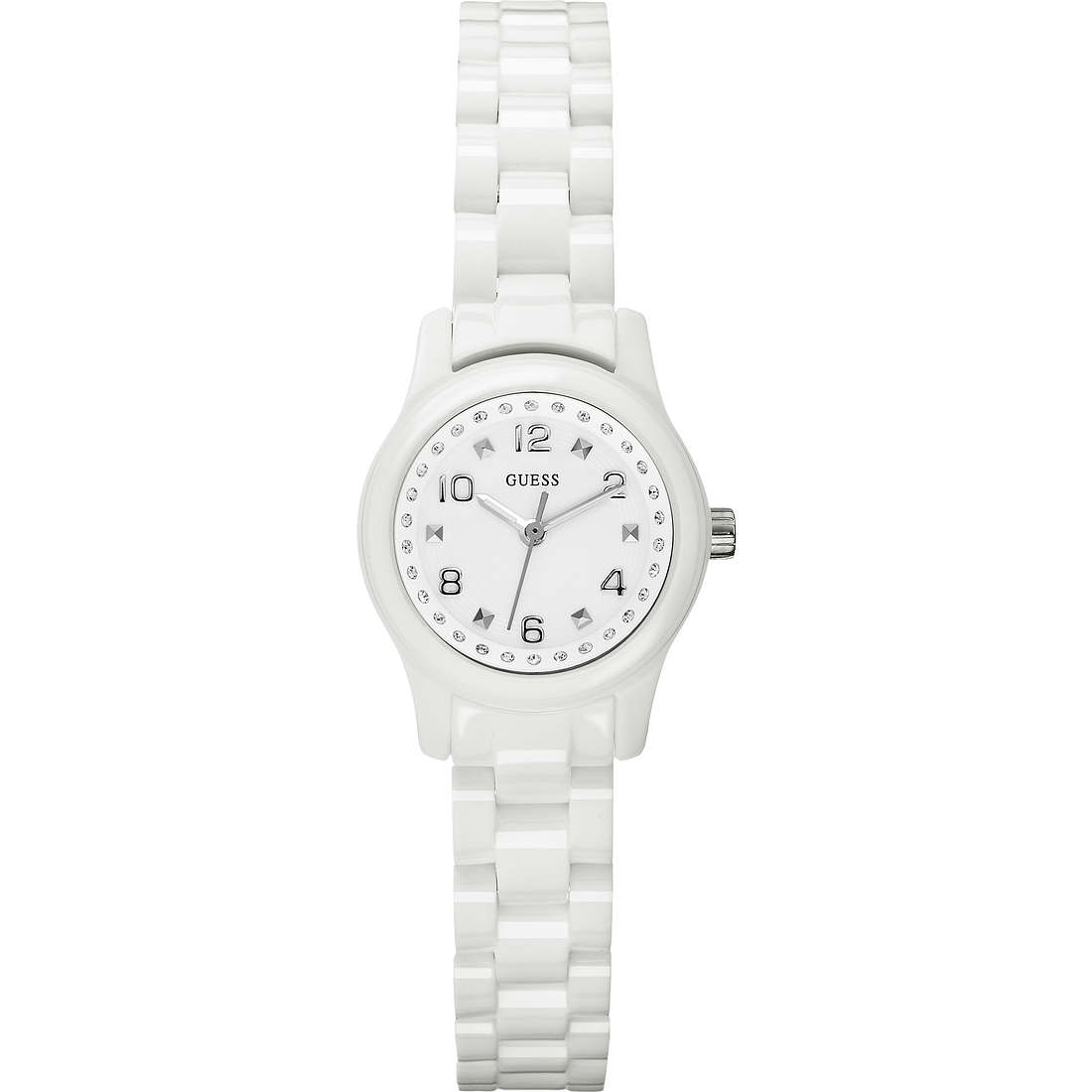 watch only time woman Guess W65022L1