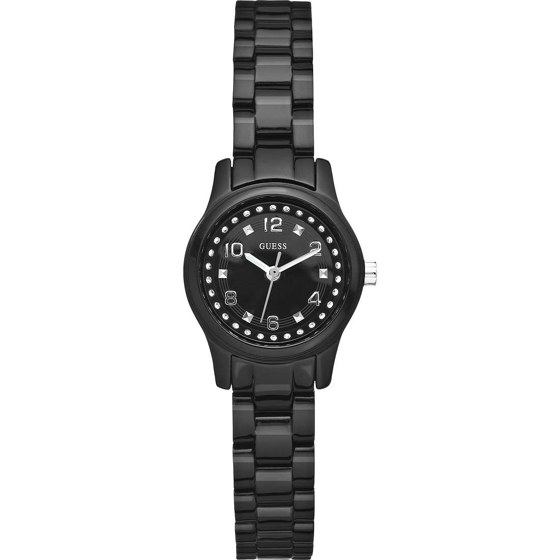 watch only time woman Guess W65022L2