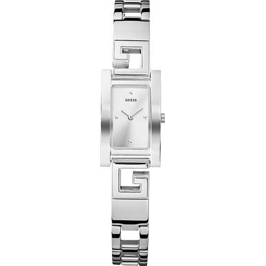 watch only time woman Guess W70009L1