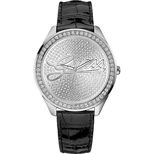 watch only time woman Guess W70011L1