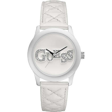 watch only time woman Guess W70040L1