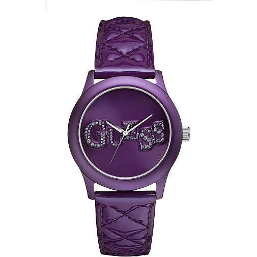 watch only time woman Guess W70040L3