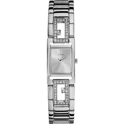 watch only time woman Guess W75007L1