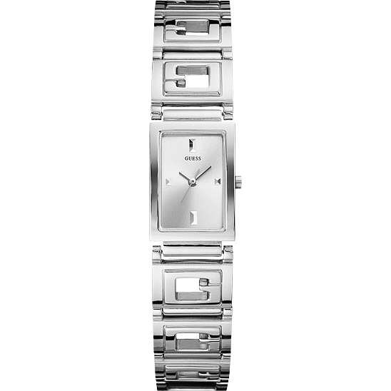 watch only time woman Guess W75026L1