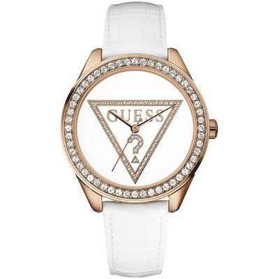 watch only time woman Guess W75030L1