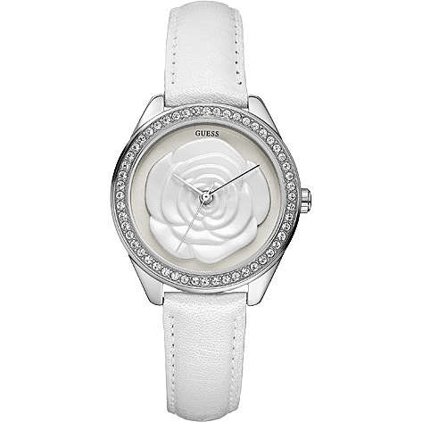 watch only time woman Guess W75043L1